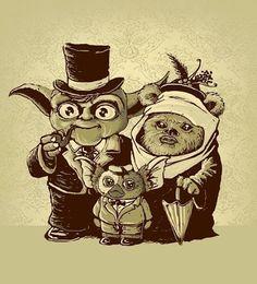 Star Wars and Gremlins