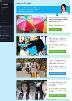 Keren dan Unik: 7 Trik Rahasia Pengguna Facebook! | 8Share Indonesia