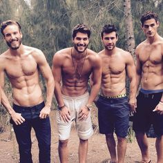 Pin for Later: These Sexy Canadians Will (Politely) Get You Hot and Bothered