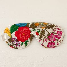 Silk Eye Mask in Valentines + Gifts Beauty + Wellness at Terrain Silk Eye Mask, Bright Decor, Classy And Fabulous, Fashion Accessories, Vintage Accessories, Valentine Gifts, Sunglasses Case, Best Gifts, Vintage Jewelry