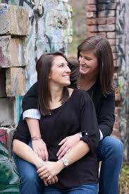 poses for lesbian engagement photos - Google Search