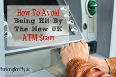 ATM fraud is on the