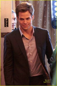 Chris Pine - This Means War. My favorite Capt. Fine movie after Star Trek :)