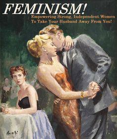Feminism's promise!