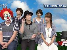 【今、注目のバンド】SEKAI NO OWARIのDJ LOVEは芸人でいうと汚れ!?~Part2~ #056https://jp.mg5.mail.yahoo.co.jp/neo/launch?.rand=62r36cpo6cqb6#tb=39zohfci