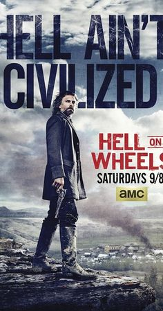 Tv hell on wheels episode guide. The two later arrive at hell on wheels, the roving tent city that. Hell on wheels centers around cullen bohannon anson mount. Shows On Netflix, Movies And Tv Shows, Nebraska, Christopher Heyerdahl, Lady Gaga Albums, Zone Telechargement, Beyonce Album, Anson Mount, Tv Series 2016