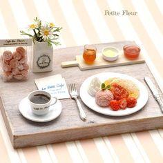 2017.07. Miniatures food♡ ♡ By Petit Fleur