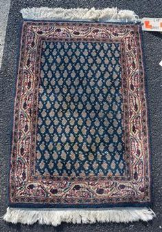 Turkish mat rug, 2' x 3' Available in our December 13th Catalog   #Turkishrug #rugs #rug #runners #Turkishcarpet