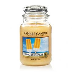Orange Dreamsicle in Early Summer 2013  from Yankee Candle on shop.CatalogSpree.com, my personal digital mall.