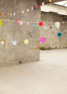 Engelpunt.com....word je gewoon blij van! Slingers, MT-tapejes & andere blije versieringen :-)