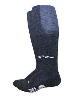 Woolie Boolie Knee high wool sock