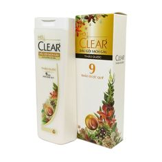 Clear Shampoo Herbal Anti Dandruff Unilever 175ml #Clear