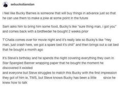 I think it would be weirdest for Natasha since she knew him as James and the WS rather than just the WS or Bucky