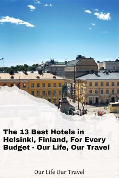 Check out the best places to stay in Helsinki Finland: the best Helsinki hotels, best accommodations in the Finnish capital including budget hotels and luxury hotels. Finland travel tips   Finland destination guide   Where to stay in Helsinki and what to do. #helsinki #finland #hotel #cheap #luxury Finland Travel, Norway Travel, Canada Travel, Us Travel, Travel Tips, Best Places In Europe, Places Around The World, Travel Around The World, Best Hotels In Helsinki