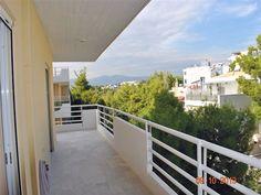 3 Bedroom Apartment in Marousi Glass Balcony, Balcony Doors, Solar Water Heater, Water Heating, Mykonos Hotels, Door Alarms, Home Phone, 3 Bedroom Apartment, Pent House