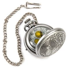 Doctor Who Pocket Watch - great accessorie for grooms, or even a great gift for your groomsmen