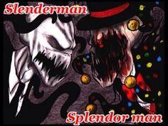 Slenderman vs Splendorman - Cuentos De-Mentes