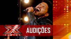 Felipe se entregou com Gonzaguinha | X Factor BR