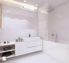 Łazienka styl Nowoczesny - zdjęcie od Finchstudio Architektura Wnętrz