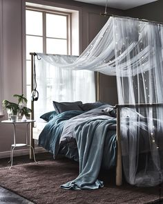 Something Light But Very Dreamy And With A Touch Of Christmas The Post Little Ikea For Weekend Appeared First On Daily Dream Decor