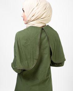 Military Green Jilbab