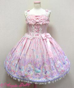 Angelic Pretty Marine Kingdomジャンパースカート