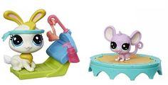 Littlest Pet Shop Gym Buddies - Zvířátko