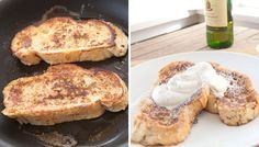 Jameson French Toast   13 Breakfasts Dad is Sure to Love