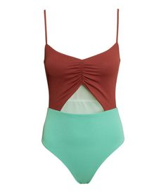 H&M Swimsuit. Shop it and 26 other sexy one pieces.