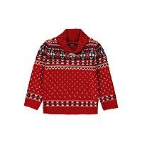 Roll-Neck Pattern Knit | Boys | George at ASDA