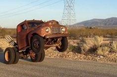 Roadkill's Stubby Bob Pops the Baddest Wheelie You've Ever Seen - Motor Trend