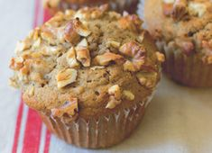 This decadent espresso-flecked morning muffin with a big, walnut-crusted top is everything a muffin should be. If you need more than espresso to lure you out...