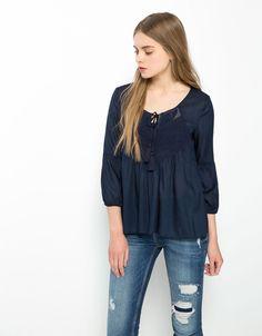 Camisas & blusas - Bershka - Chica - Bershka España