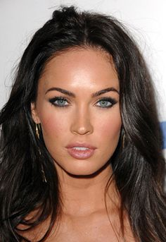 Megan Fox - perfect eyebrows...well perfect everything lol