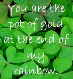 Wishes Messages Sayings - WishesMessagesSayings Words Of Support, Writing Thank You Cards, Verses For Cards, Card Sayings, Wishes Messages, Day Wishes, St Patricks Day, Holiday Fun, Rainbow