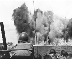 15 September 1944: The US Marines hit the beach at Peleliu