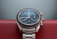 FS: Omega Speedmaster Racing Co-axial Column Wheel Chronograph cal. 3330 black MINT Condition Image 1