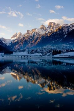 Auronzo di Cadore, Veneto, italy #auronzomisurina #dolomites #holidays