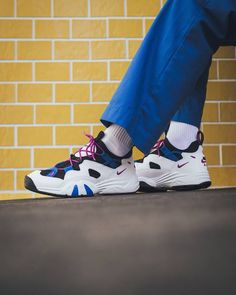 ca92abc16a20 NIKE Air Scream LWP 🔵 White Bold Berry-Lyon Blue-Black
