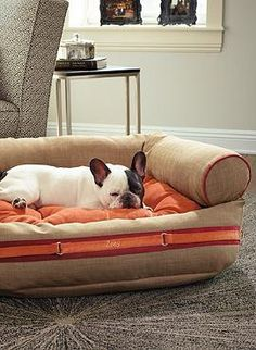 The Runway Couture Pet Bed offers ultimate, plush comfort for your pet without sacrificing the style of your home.