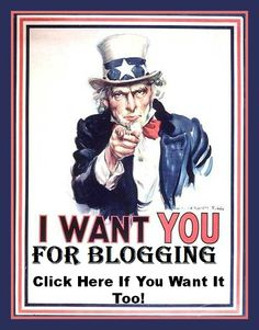 I want you for blogging if you want to earn a lot of money blogging then you need to click the picture, sign up and follow the instructions.