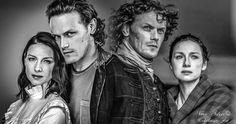 Cait & Sam Claire & Jamie  Outlander
