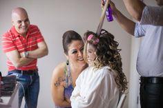 Rodrigo Scarpa, o Vesgo, se casa com Gabi Baptista em SP