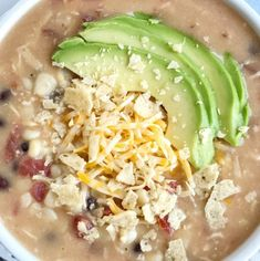8 can creamy chicken taco soup is a quick dinner recipe that's perfect for those busy back-to-school weeknights. This soup can be on the dinner table in 30 minutes! Chicken Taco Soup, Chicken Burritos, Canned Chicken, Creamy Chicken, Chicken Recipes, Gourmet Recipes, Healthy Recipes, Rice Recipes, Fast Recipes
