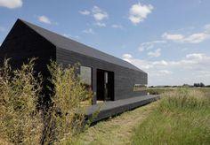 Ochre Barn, Norfolk by Carl Turner