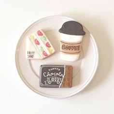 ハンドメイドマーケット+minne(ミンネ)|+おやつセットクッキー
