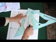 Corso di Taglio e Cucito - Le Grand Chic - YouTube Dress Sewing Patterns, Sewing Patterns Free, Couture Sewing Techniques, Sewing School, Sewing Tools, Planer, Friends, Videos, Youtube