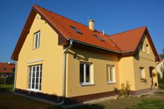 Prístavba rodinného domu Rusovce