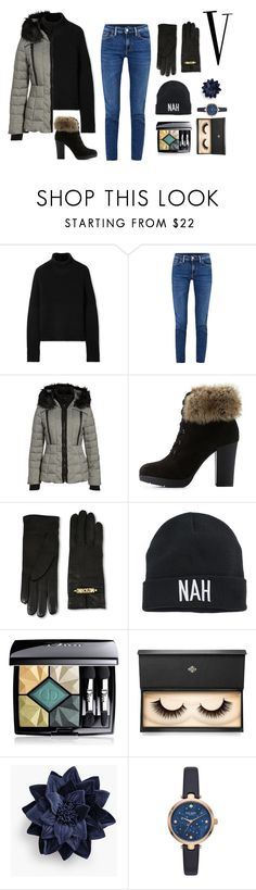 """""""New Year V"""" by dark-lee on Polyvore featuring мода, Burberry, Acne Studios, GUESS, Charlotte Russe, Moschino, Mudd, Christian Dior, Lash Star Beauty и Talbots"""