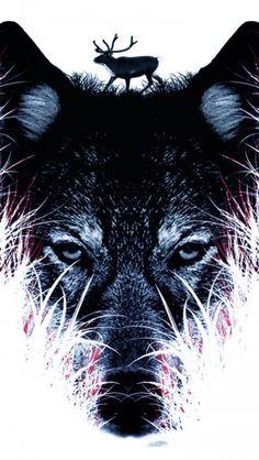 Wolf White - theiphonewalls.com